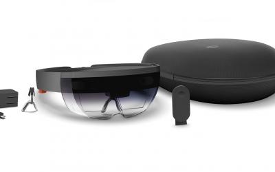 London #IoTDinner – Hands on HoloLens