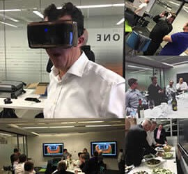 Tickets now available for #IoTDinner Microsoft Hololens