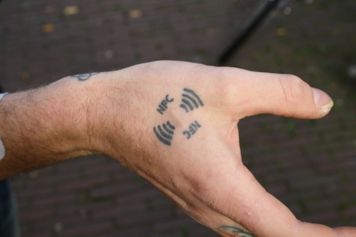 #IoTDinner 28th June – Are Human RFID Implants the ultimate UX?