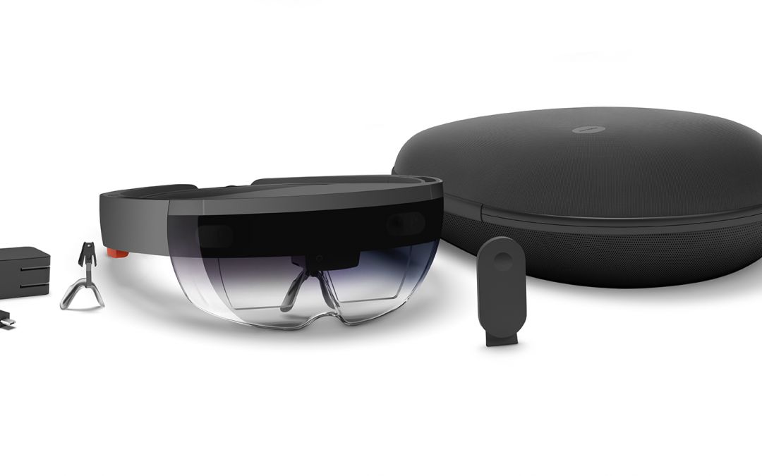 London #IoTDinner – Hands on HoloLens