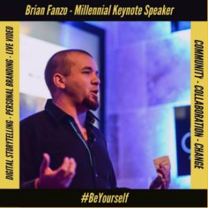 Keynote Speaker brian Fanzo